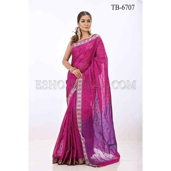Picture of PURE COTTON SAREE  - TB-6707