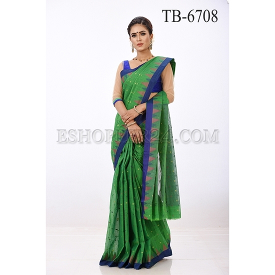 Picture of PURE COTTON SAREE  - TB-6708