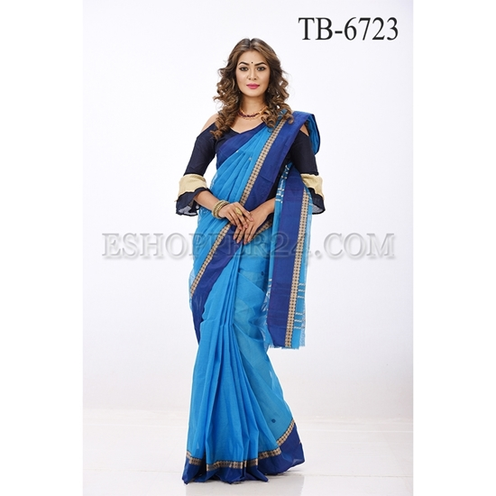 Picture of Pure Cotton Saree -TB-6723