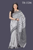 Picture of PURE COTTON SAREE  - TB-13206