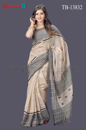 Picture of Pure Cotton Saree - TB-13832