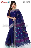 Picture of Cotton Handwork  Saree - TB-15090