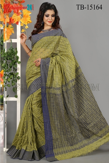Picture of Pure Cotton  Saree - TB-15164