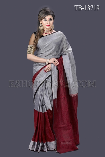 Picture of Masslice Cotton Saree - TB-13719