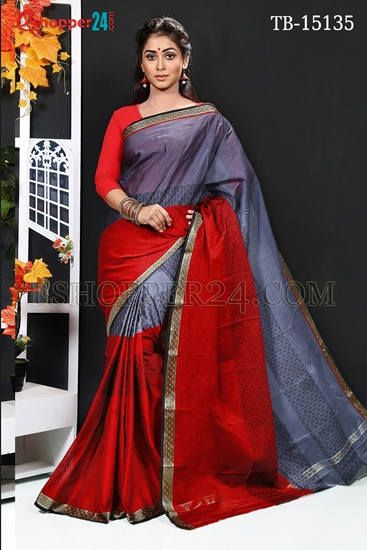 Picture of Masslice Cotton Saree - TB-15135