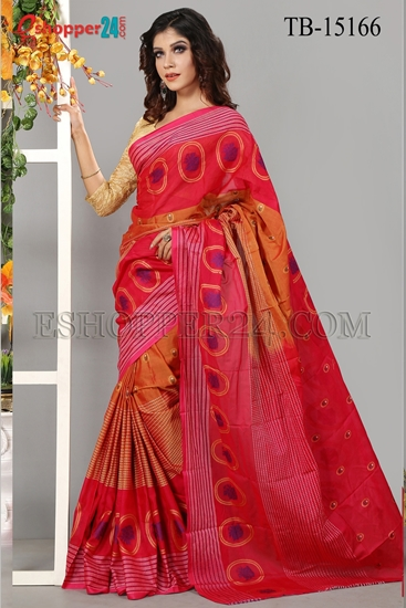 Picture of Masslice Cotton Saree - TB-15166