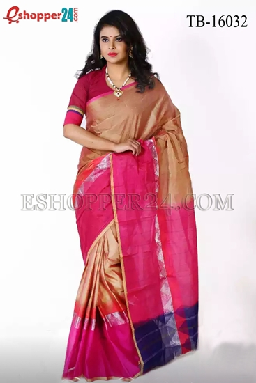 Picture of Masslice Cotton Saree - TB-16032