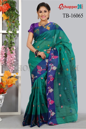 Picture of Pure Cotton Saree -TB-16065