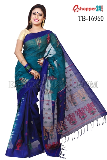 Picture of Masslice Cotton Saree - TB-16960