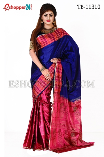Picture of Pure Silk Saree- TB-11310