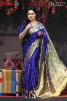 Picture of Soft Silk Saree- TB-22227
