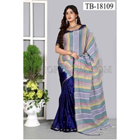 Picture of Masslice Cotton Saree -TB-18109