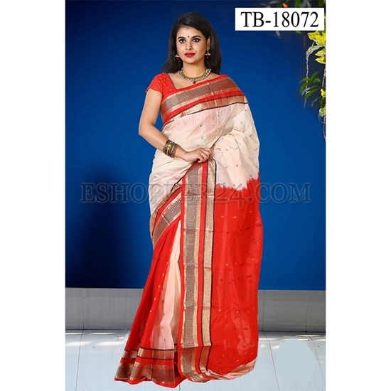 Picture of Masslice Cotton Saree -TB-18072