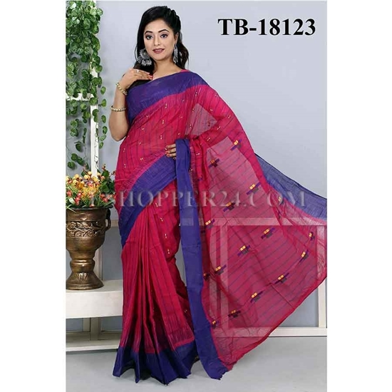Picture of Masslice Cotton Saree -TB-18123