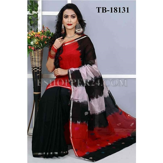 Picture of Masslice Cotton Saree -TB-18131