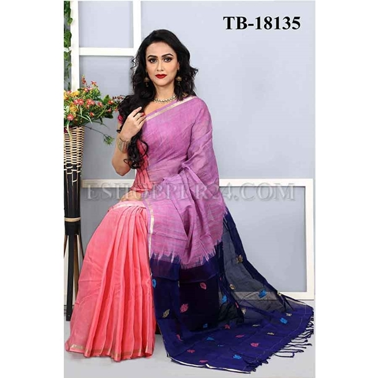 Picture of Masslice Cotton Saree -TB-18135