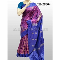 Picture of Buty Katan Saree -TB-28004