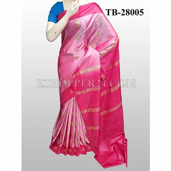 Picture of Buty Katan Saree -TB-28005