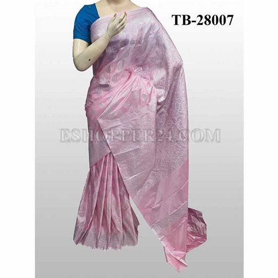 Picture of Buty Katan Saree -TB-28007
