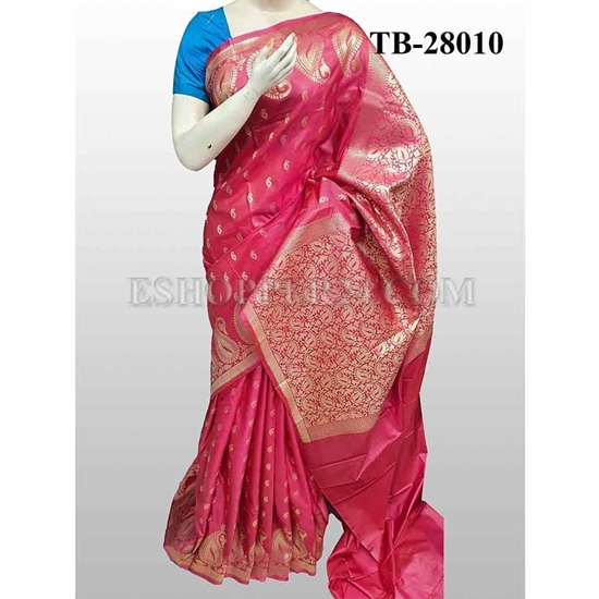 Picture of Buty Katan Saree -TB-28010