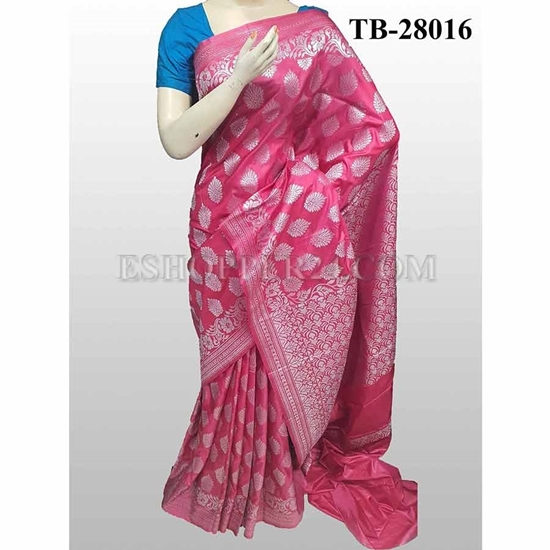 Picture of Buty Katan Saree -TB-28016