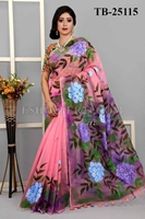Picture of Half Silk Jolrong Saree - TB-25115