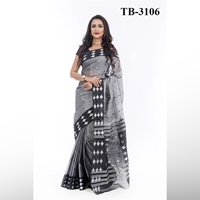 Tangail Pure half silk saree