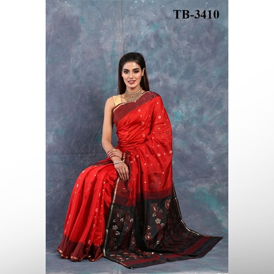 TANGAIL SOFT SILK SAREE